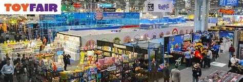 The 2018 New York Toy Fair At Javits Convention Center, Ny