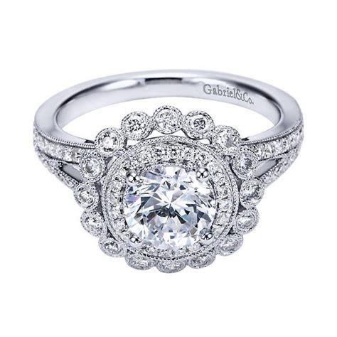 classic engagement rings vintage engagement rings