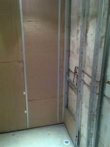 isolation mur salle de bain luisolation par luextrieur With isolation salle de bain