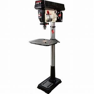 product jet floor drill press 17in 16 speeds 3 4 hp With floor drill press reviews