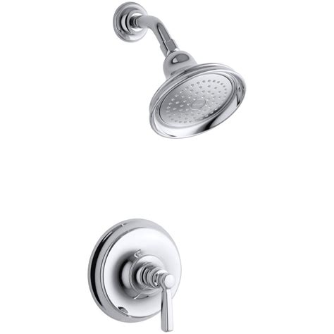 Kohler Bancroft Faucet by Kohler Bancroft 1 Handle Single Spray Shower Faucet Trim