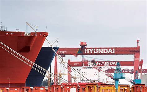 hyundai heavy wins krw  billion lng ship order