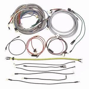 Ihc  Farmall 460  560 Gas Row Crop Complete Wire Harness