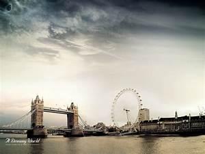 London architecture HD Desktop Wallpaper