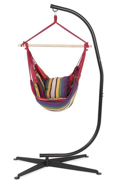 hammock chair with c frame stand fresh garden decor