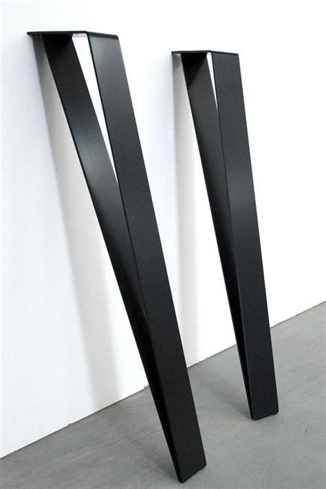 pied de bureau design graf k fabricant de pieds de table et plateau en bois design
