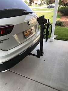 2019 Volkswagen Tiguan Curt Trailer Hitch Receiver