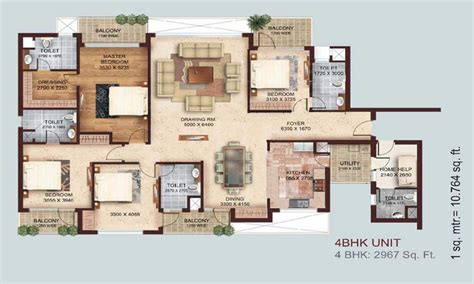 Luxury Apartment Plans by Floor Plans Room Luxury Apartments Home Plans