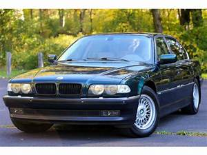 2000 Bmw 740il 740 Long Navigation V8 Parktronics Heated