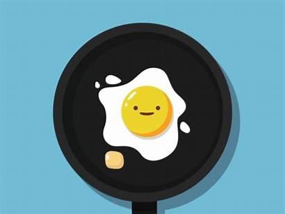 Egg Animated Gifs Huevo Animation Gifdump Frito