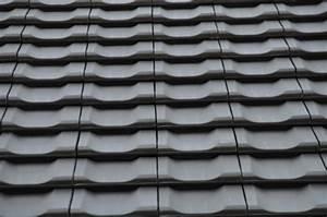 Dachziegel Jacobi Z10 : dacheindeckung mit engobiertem ziegel jacobi z10 in altschwarz hausbau blog ~ Michelbontemps.com Haus und Dekorationen
