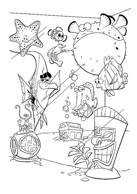Onderwaterdieren Kleurplaten by Kleurplaat Onderwater Dieren Kleurplaten Dieren 49