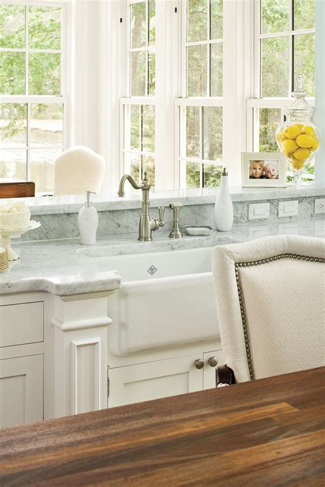 farmhouse sinks  vintage charm southern living