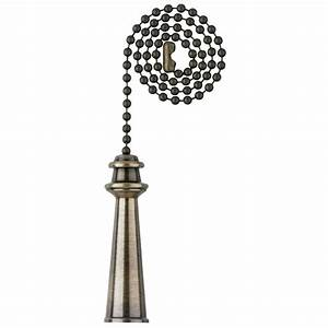 Westinghouse fan white pull chain  the home depot