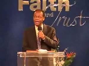 Pastor Stanley Hofwijks - Bemoediging voor de gemeente ...
