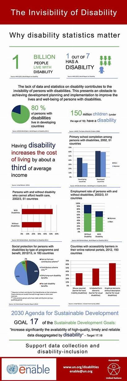 Statistics Disability Development Desa Infographic Economic Infographics