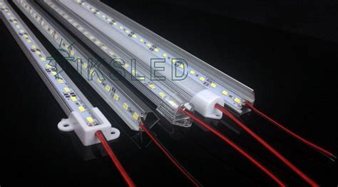 100pcs 1m High Bright 16w 5630 Hard Bar Light Dc12v 72led