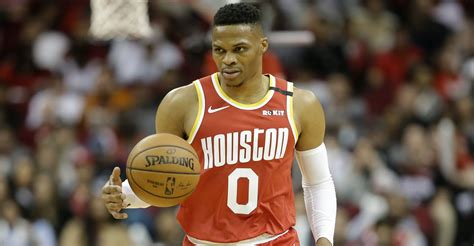 As he made his way into the tunnel, a fan dumped popcorn. Thunder GM praises Rockets' Russell Westbrook before OKC ...