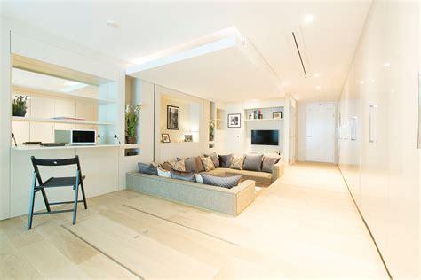 modular studio apartment  elevator bed