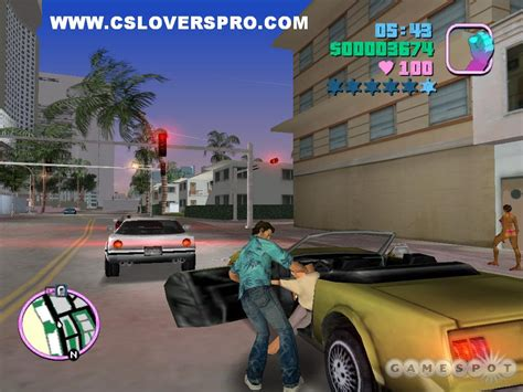 Grand Theft Auto Vice City With Ultimate Trainer Full