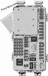 Fuse Box Diagrams  U0026gt  Gmc Acadia  2017