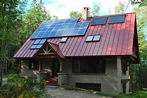 Solar Rammed Earth House
