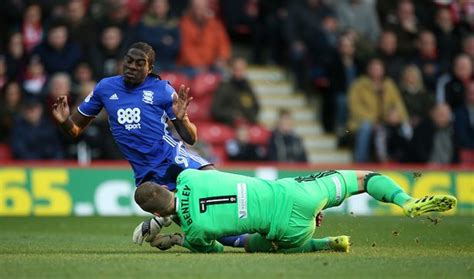 bentley penalty brentford 1 birmingham city 2 match report as blues move