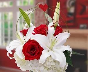 1 Rote Rose Bedeutung : welche blumen zum valentinstag 5 arten ihre bedeutung ~ Whattoseeinmadrid.com Haus und Dekorationen