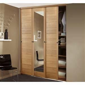 Fabriquer Porte Coulissante Placard : comment fabriquer son placard coulissant astuces bricolage ~ Premium-room.com Idées de Décoration