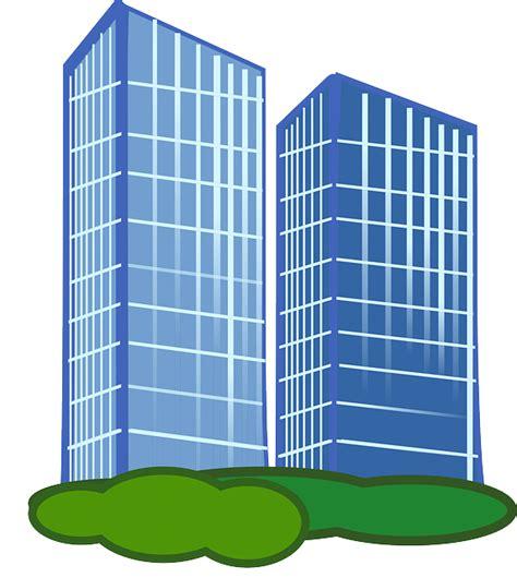 Kostenlose Vektorgrafik Wolkenkratzer, Höhe, Fenster