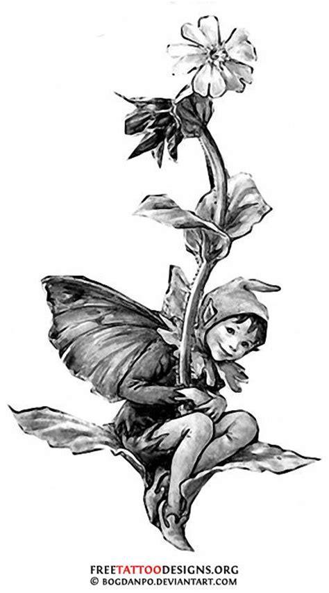 Fairy Tattoos   Cute, Evil, Small Fairy Tattoo Designs And Ideas   Tatoos   Small fairy tattoos