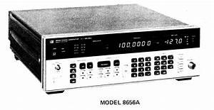 Hewlett Packard -- 8656a