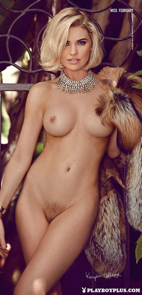 Naked Kayslee Collins In Playboy Kayslee Collins Venus