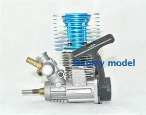 Fc28 Nitro Engine 28rr 1 4 6cc Motor For Rc 1  8 Nitro
