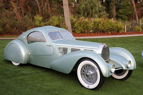 Bugatti T57 Aerolithe Coupe
