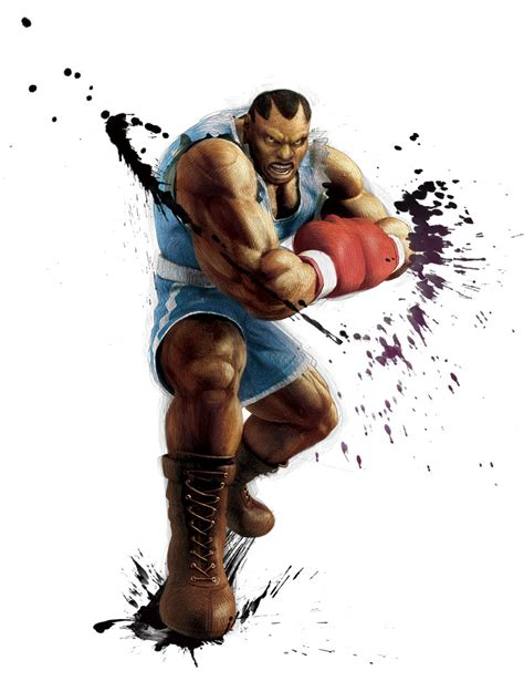 The Most Awesomely Wacky Street Fighter Characters