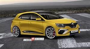 Renault Mégane 4 Rs : renault m gane 4 rs la sportive fran aise se d voile scoop ~ Medecine-chirurgie-esthetiques.com Avis de Voitures