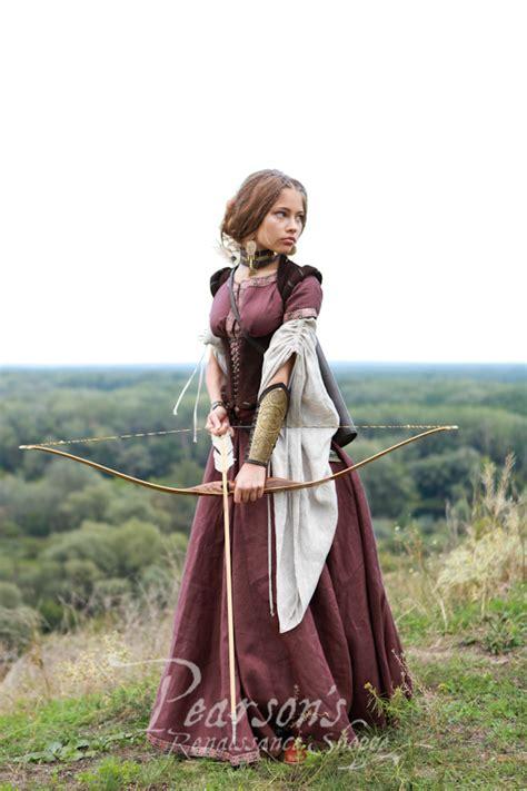 The Archeress Complete Set | medieval dress renaissance ...