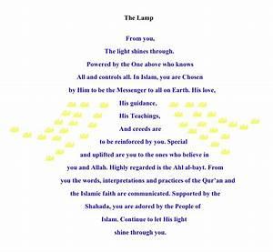 Ngozi nwaogu39s blog the lamp of god for Lamp light poem
