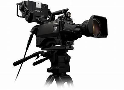Sony Cameras Broadcast Studio Camera Pro Overlay