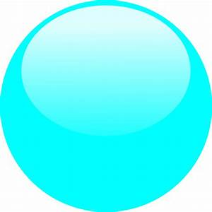 Bubble Sky Blue Clip Art at Clker.com - vector clip art ...