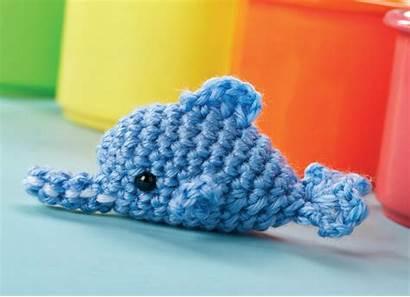 Amigurumi Crochet Pattern Dolphin Patterns Toy Irene