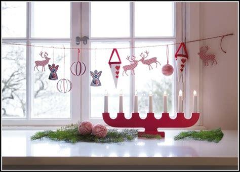 Kinderzimmer Weihnachtsdeko