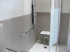 salle de bain et douche audit energetique renovation With porte d entrée pvc avec salle de bain personne agée