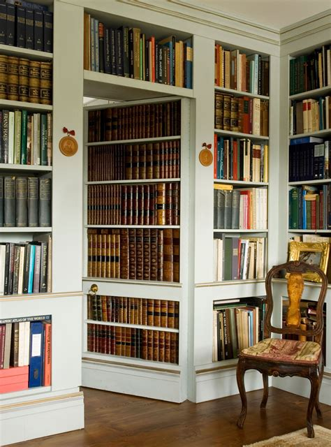This Houses Secret Bookcase Door Will Blow Your Mind