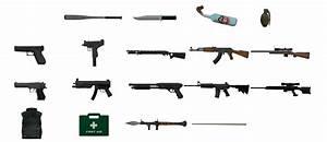 Image - GTA IV guns.png - GTA Wiki, the Grand Theft Auto ...
