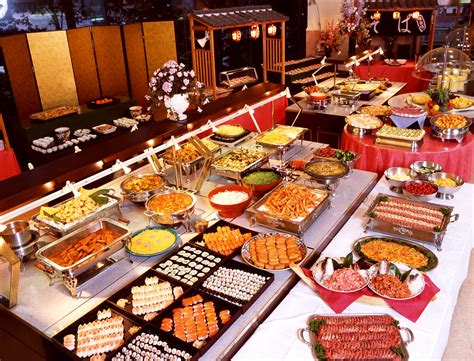 buffet cuisine september 9 is national i food day foodimentary