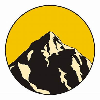 Mountain Vector Clipart Illustration Clip Graphic Library