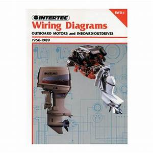 Clymer Bwd1 Wiring Diagrams Outboard Motors And Inboard