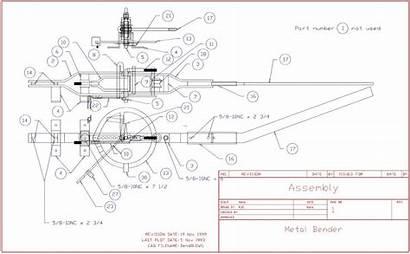 Bender Homemade Plans Hossfeld Metal Tubing Tube